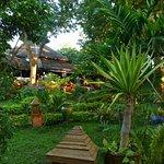 Stimmungsvoller Garten