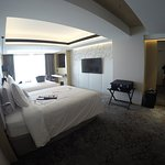 Newly refurbished Urban seaview rooms.