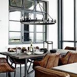 Varbergs Kusthotells restaurang Foto