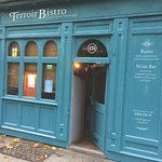 Our Traditional frontage on Friar Gate Derby, right in the lovely city centre