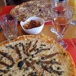 pizza Orlane et pizza napolitaine