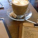 Best latte in town!