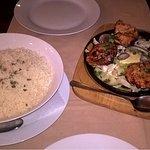 Hauptgericht Tandoori Chicken