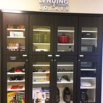Lending Locker with cookware, games, and more