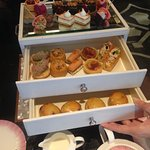 High Tea at Antidote one ground floor