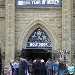 Jubilee Year of Mercy and Holy door @ St. Dunstan's Basilica