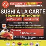 Restaurante Sashimi