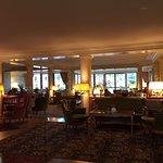 Bar, Lobby und Reception