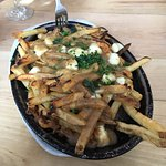 Deer Head Inn's poutine