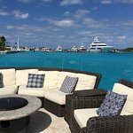 Great views and sitting/lounging areas