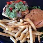 Southwestern Grilled Chicken Sandwich