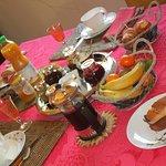 Petit Déjeuner du premier matin..;)