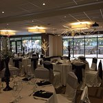 Christmas Parties at Copper Point Resort, catered by your Elements Kitchen