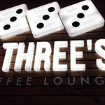 3 Three's Coffee Lounge in Birmingham (21/Nov/16).
