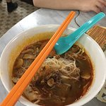 Great Apom Manis and Hokkien mee