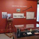 'Surveying the Summits' exhibition