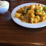 Delicious Thai Yellow (Chicken) Curry