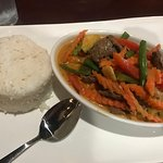 Panang Curry - Beef