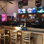 Bar & Lounge with 5 TVs