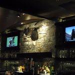 LongHorn over bar