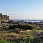 A view of the Pacific Ocean, Best Western Plus, Brookings, Oregon