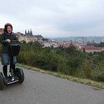 Prague On Segway Foto