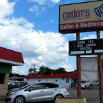 Cedar's Grill