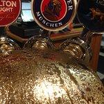 Great German beer on tap