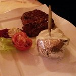 """""""Rodeo"""" Ribeye one of the best steaks I ever had."""