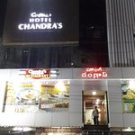 Photo de Hotel Chandra's