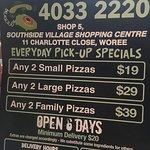 Pizza Del Mondo Cairns