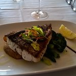 Fish of the day - Barramundi, perfect! Note extra veges etc so do not need to order any more.