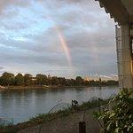 Rhein-Blick des Della Bona