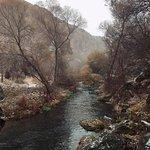 Winter view from Ihlara Valley (Green Tour)