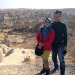 Goreme panoramic view (Red tour)