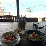 Healthy eats by the beach