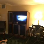 """Stayed for our """"minimoon"""" and loved it! Floors were clean enough for my husband to lay on!! Lol"""
