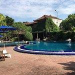 Foto de Matahari Bungalow Bar & Restaurant