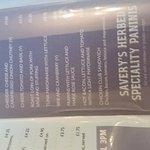 Saverys Licensed Restaurant