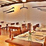 Restaurante sidrería Egi-Luze Renteria cerca de San Sebastian Guipuzkoa Pais Vasco