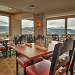 Lavish in our breathtaking views of the Rocky Mountains
