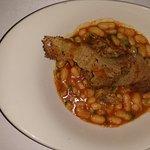 mallorquinische Bohnen mit Wachtel