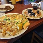 Foto de Blueberry Hill Pancake House