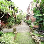 Taman Harum Cottages Foto