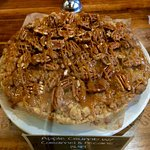 Apple Pecan Carmel Pie