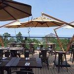 Deck do Restaurante Mirante Paineiras
