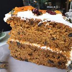 Tashas carrot cake