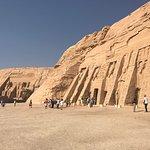 Photo of Abu Simbel Temple Complex