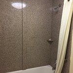 Econo Lodge Kingsport Single King shower