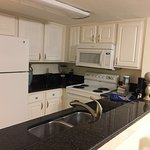 Kitchen - Suite 1105